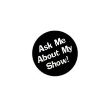 Ask Me Mini Button (100 pack)