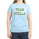 TEAM STELLA  Women's Pink T-Shirt