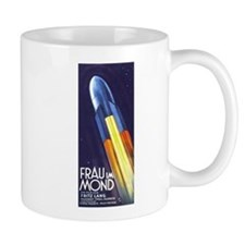 Woman in the Moon - Frau im Mond Mug