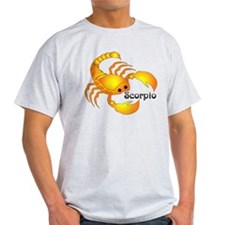 Whimsical Scorpio T-Shirt