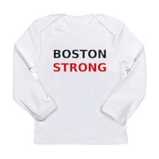 Boston Strong Long Sleeve Infant T-Shirt