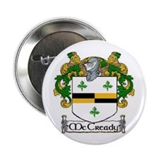 "McCready Coat of Arms 2.25"" Button (10 pack)"