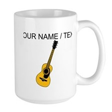 Custom Acoustic Guitar Mug