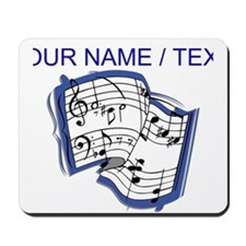 Custom Sheet Music Mousepad