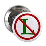 "NOEL (NO L Sign) 2.25"" Button (10 pack)"