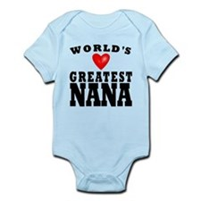 Worlds Greatest Nana Body Suit