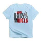Cute I wear ribbon for my uncle Infant T-Shirt