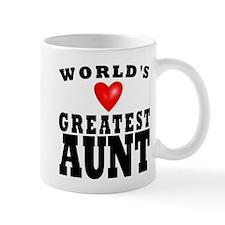 Worlds Greatest Aunt Mug