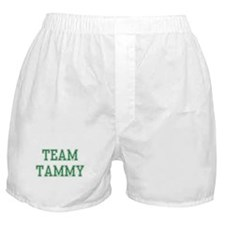 TEAM TAMMY  Boxer Shorts