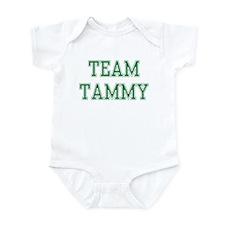 TEAM TAMMY  Infant Bodysuit