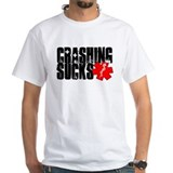 Crashing Sucks II Shirt