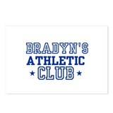 Bradyn Postcards (Package of 8)