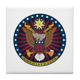 Ameristralia Seal Tile Coaster