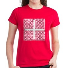 Celtic Square Cross Tee