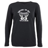 Willis Long Sleeve Tee (Dark)