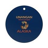 UNANGAN Ornament (Round)