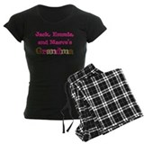 Jack Emmie Maeve Grandma Pajamas