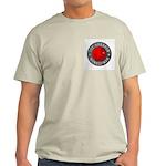 Hoboken Monkeyman Ash Grey T-Shirt
