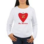 Shriners Wifes Women's Long Sleeve T-Shirt