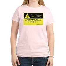Caution T-Shirt