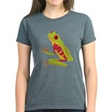 Red Eyed Tree Frog Tee