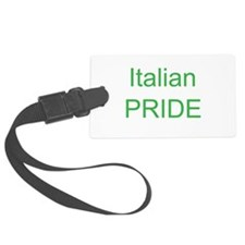 ITALIAN PRIDE TILE copy.jpg Luggage Tag