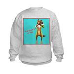 Mr Wolf Kids Sweatshirt