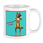 Mr Wolf Mug