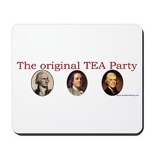 Original TEA party Mousepad