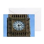 London's Big Ben - Cards (Pk of 10)