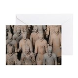 Terra-Cotta Warriors - Cards (Pk of 10)
