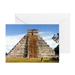 Chichén-Itzá Pyramid - Cards (6)