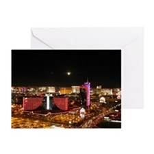 Las Vegas Nights - Greeting Cards (Pk of 10)