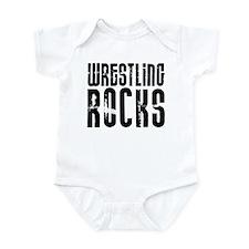 Wrestling Rocks! Onesie