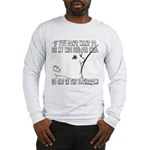 Dads Lactivism Long Sleeve T-Shirt