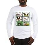 Christmas Birds Long Sleeve T-Shirt