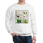 Christmas Birds Sweatshirt