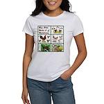 Christmas Birds Women's T-Shirt