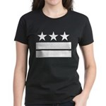 3 Stars 2 Bars Women's Dark T-Shirt