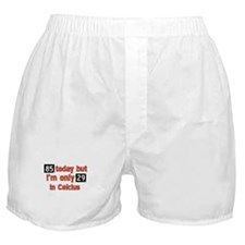 85 year old designs Boxer Shorts