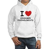 I love consumer psychologists Hoodie