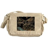 the enchanted village Messenger Bag