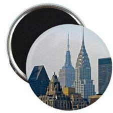 New York City Skyscrapers Magnet