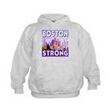 Boston Strong Skyline Hoody