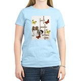 papillon crossword puzzle T-Shirt