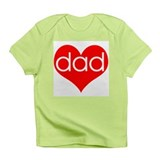 Cute Father's day Infant T-Shirt
