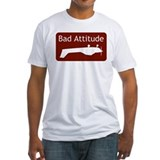 atbadattitude2.PNG T-Shirt