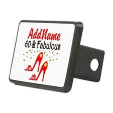 60 & FABULOUS Hitch Cover