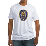 Alaska Corrections Fitted T-Shirt