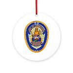 Alaska Corrections Ornament (Round)